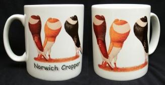 Pigeon Mugs
